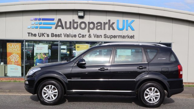 USED 2017 67 SSANGYONG REXTON 2.2 SE 5d 176 BHP LOW DEPOSIT OR NO DEPOSIT FINANCE AVAILABLE . COMES USABILITY INSPECTED WITH 30 DAYS USABILITY WARRANTY + LOW COST 12 MONTHS ESSENTIALS WARRANTY AVAILABLE FROM ONLY £199 (VANS AND 4X4 £299) DETAILS ON REQUEST. ALWAYS DRIVING DOWN PRICES . BUY WITH CONFIDENCE . OVER 1000 GENUINE GREAT REVIEWS OVER ALL PLATFORMS FROM GOOD HONEST CUSTOMERS YOU CAN TRUST .