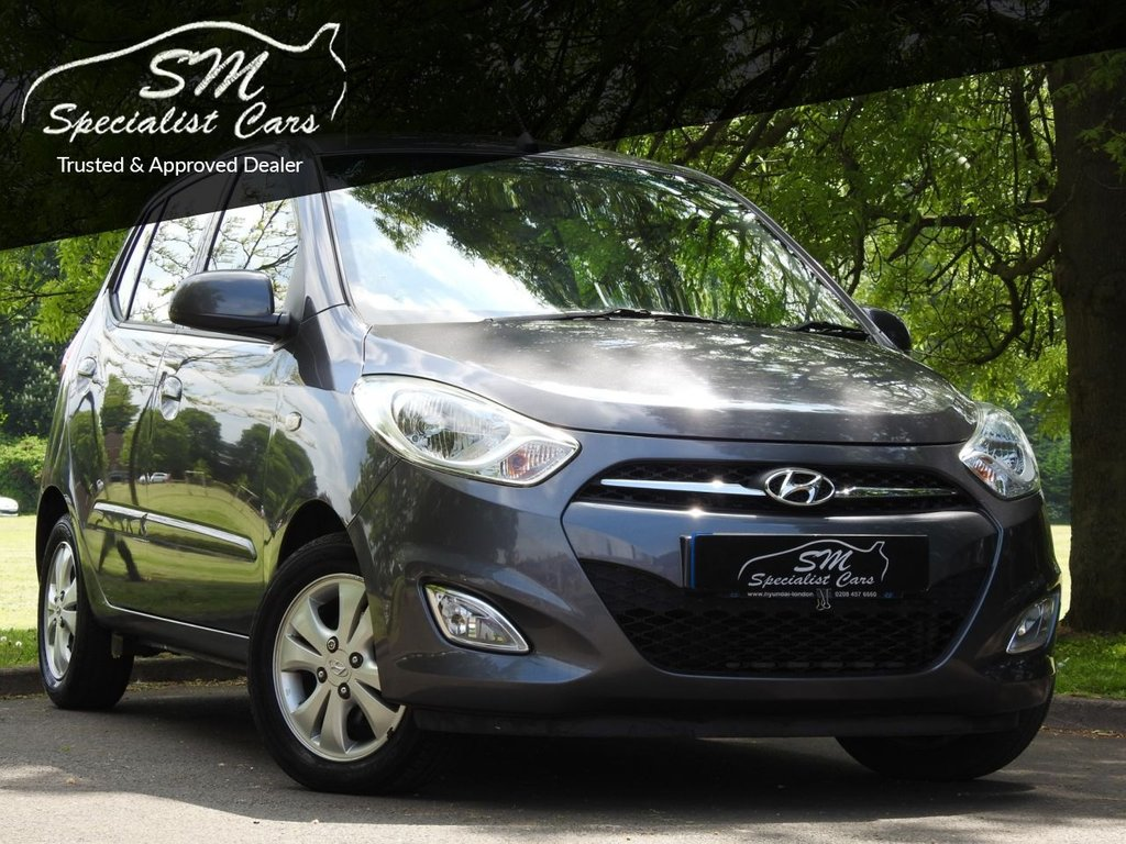 USED 2011 11 HYUNDAI I10 1.2 ACTIVE 5d 85 BHP ONLY 16K FROM NEW A/C FSH