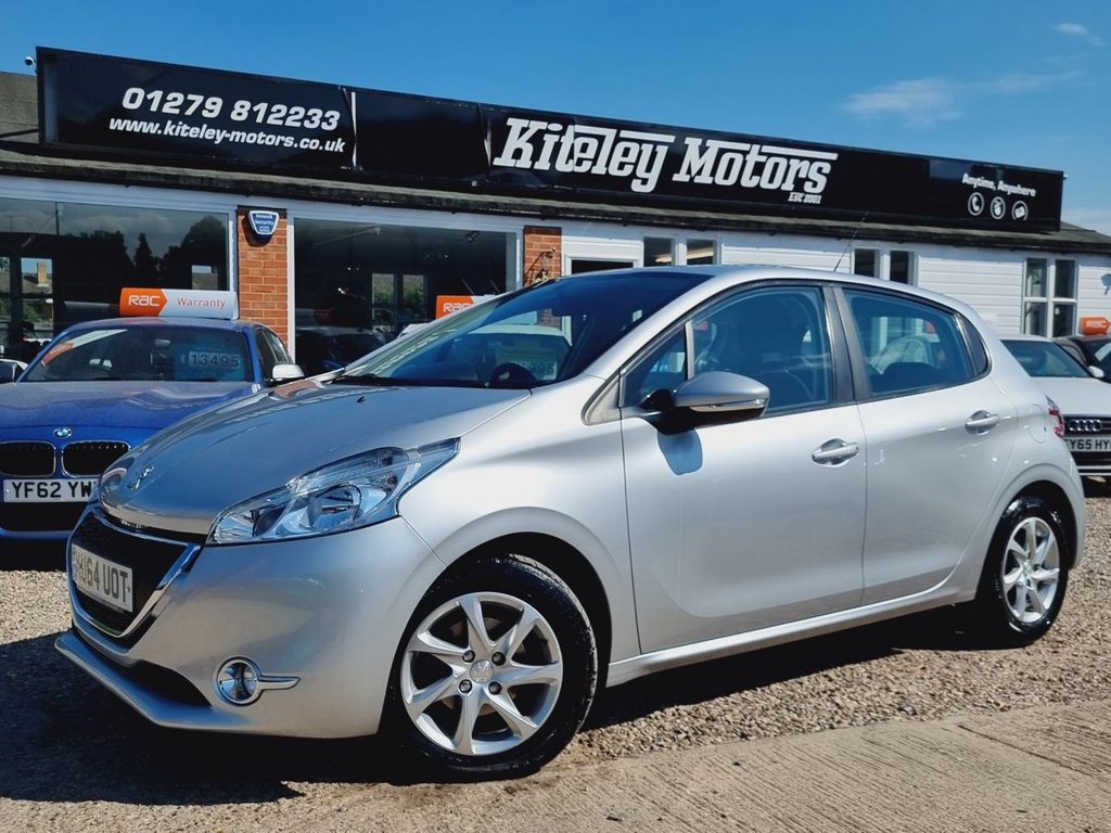 USED 2014 64 PEUGEOT 208 1.0 ACTIVE 5d 68 BHP