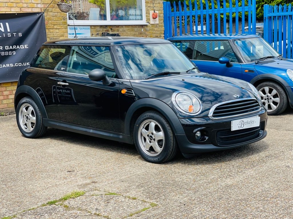 USED 2012 62 MINI HATCH FIRST 1.6 FIRST 3d 75 BHP WE SPECIALISE IN MINI'S!!!!!!