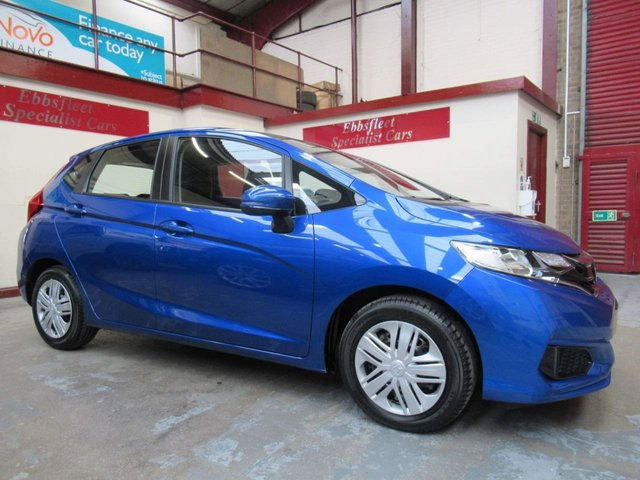 USED 2018 18 HONDA JAZZ 1.3 i-VTEC S (s/s) 5dr ***ONLY 2300 FROM NEW***