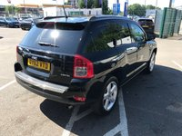 USED 2012 62 JEEP COMPASS 2.4 LIMITED 5d 168 BHP LEATHER, HEATED SEATS + MORE