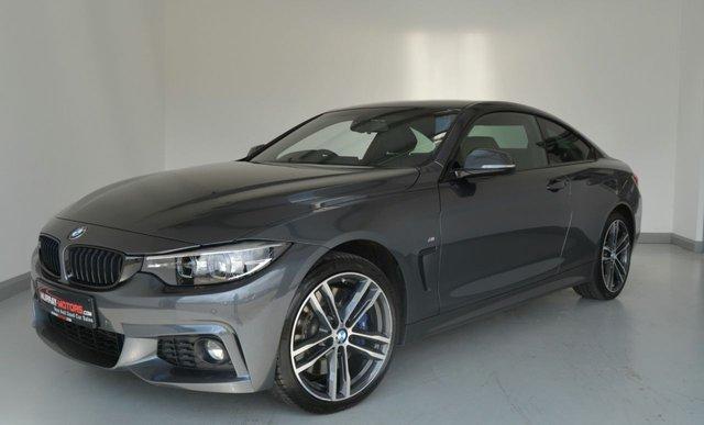 USED 2018 BMW 4 SERIES 3.0 435D XDRIVE M SPORT 2DOOR 309 BHP *REVERSE CAMERA*