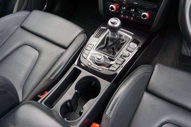 USED 2012 12 AUDI A4 2.0 TDI BLACK EDITION 4d 141 BHP JUST ARRIVED
