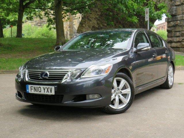 USED 2010 10 LEXUS GS 3.5 450H SE 4d 345 BHP