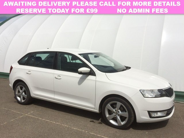 View our SKODA RAPID