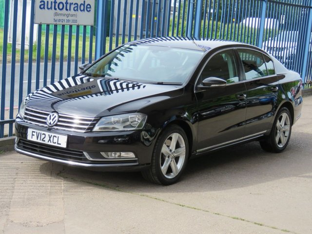 USED 2012 12 VOLKSWAGEN PASSAT 1.6 SE TDI BLUEMOTION TECHNOLOGY 4dr 104 Cruise-DAB-Bluetooth-Alloys Finance arranged Part exchange available Open 7 days