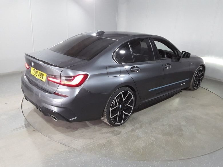 USED 2019 19 BMW 3 SERIES 2.0 320D M SPORT 4d 188 BHP