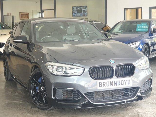 USED 2017 17 BMW 1 SERIES 3.0 M140I 5d 335 BHP BM PERFORMANCE STYLING+7.9%APR
