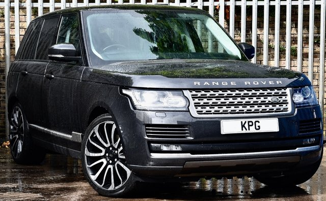 USED 2018 67 LAND ROVER RANGE ROVER 3.0 TD V6 Vogue Auto 4WD (s/s) 5dr £7k Extras, Pan Roof, Stunning