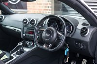 USED 2013 63 AUDI TT 2.0 TTS TFSI QUATTRO BLACK EDITION 2d 268 BHP