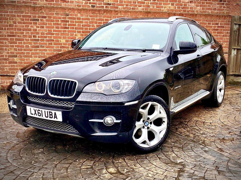 USED 2011 61 BMW X6 3.0 XDRIVE30D 4d 241 BHP