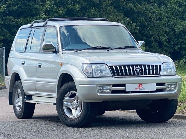 View our TOYOTA LANDCRUISER