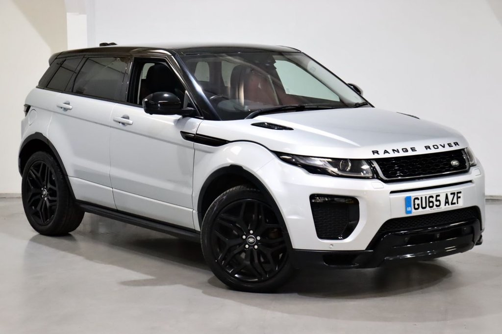 USED 2015 65 LAND ROVER RANGE ROVER EVOQUE 2.0 TD4 HSE DYNAMIC LUX 5d 177 BHP