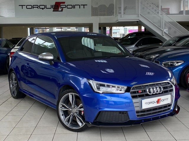 View our AUDI S1