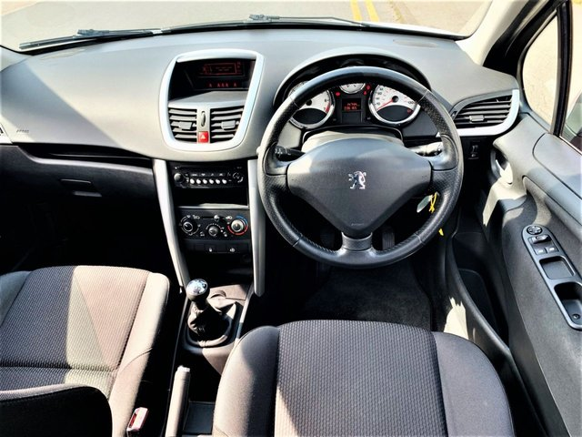 USED 2011 61 PEUGEOT 207 1.4 ACTIVE 5d 74 BHP