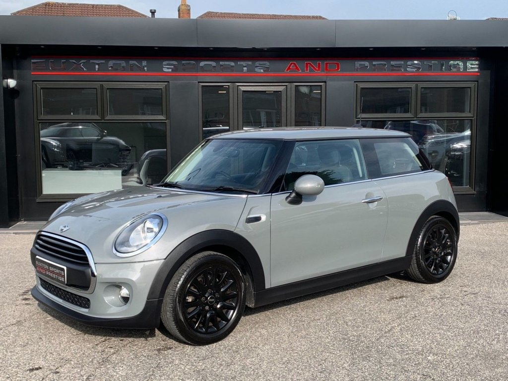 USED 2017 17 MINI HATCH ONE 1.2 One (s/s) 3dr Full Mini Service History