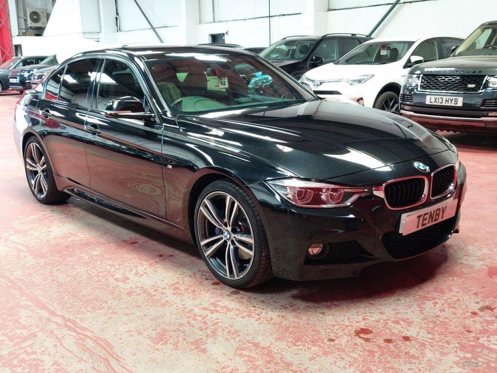 USED 2015 05 BMW 3 SERIES 2.0 320D M SPORT 4d AUTO 188 BHP