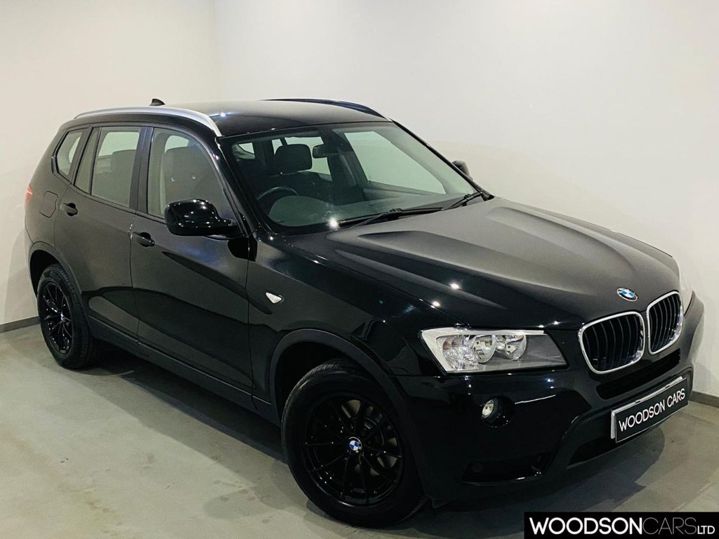 USED 2012 12 BMW X3 2.0 XDRIVE20D SE 5d 181 BHP Professional Navigation / DAB Radio / Heated Leather / Parking Sensors