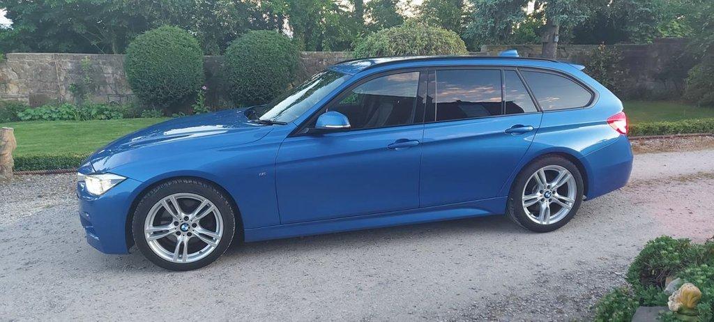 USED 2016 16 BMW 3 SERIES 3.0 330D M SPORT TOURING 5d 255 BHP