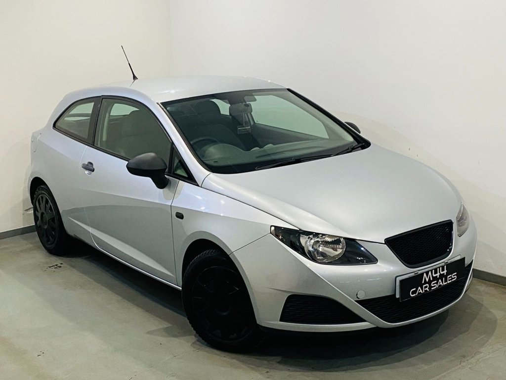 USED 2011 11 SEAT IBIZA 1.2 S 3d 69 BHP Isofix / Central Locking / Electric Windows / Cd Player