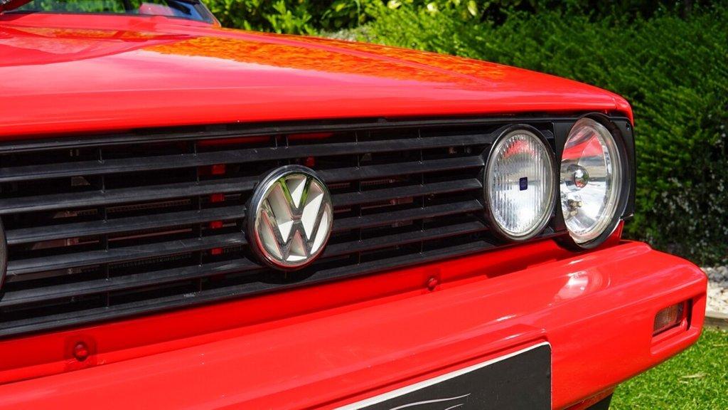 USED 1993 K VOLKSWAGEN GOLF 1.8 GTI SPORTLINE 2d 112 BHP