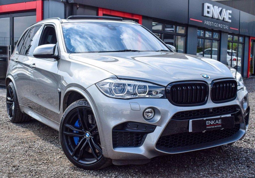 USED 2018 18 BMW X5 4.4 M 5d 568 BHP