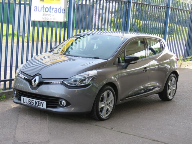 USED 2015 65 RENAULT CLIO 1.5 DYNAMIQUE NAV DCI 5d 89 BHP DAB - NAV - BLUETOOTH - CRUISE CONTROL - USB & AUX IN