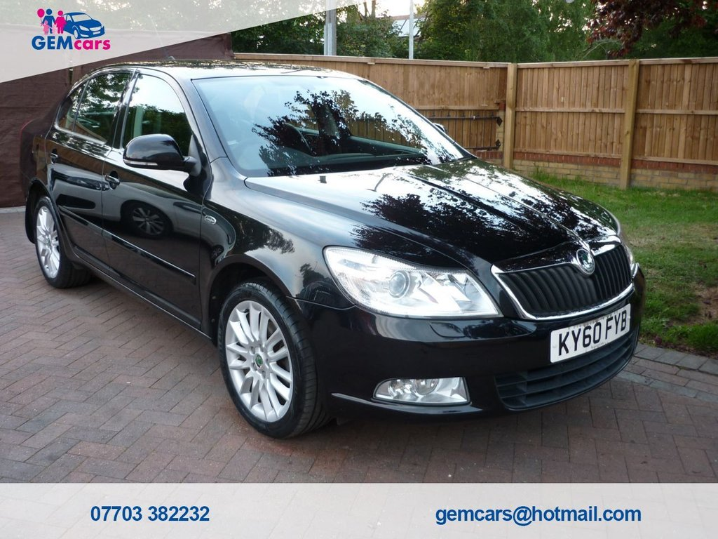 USED 2010 60 SKODA OCTAVIA 2.0 LAURIN & KLEMENT TDI CR 5d 138 BHP GO TO OUR WEBSITE TO WATCH A FULL WALKROUND VIDEO
