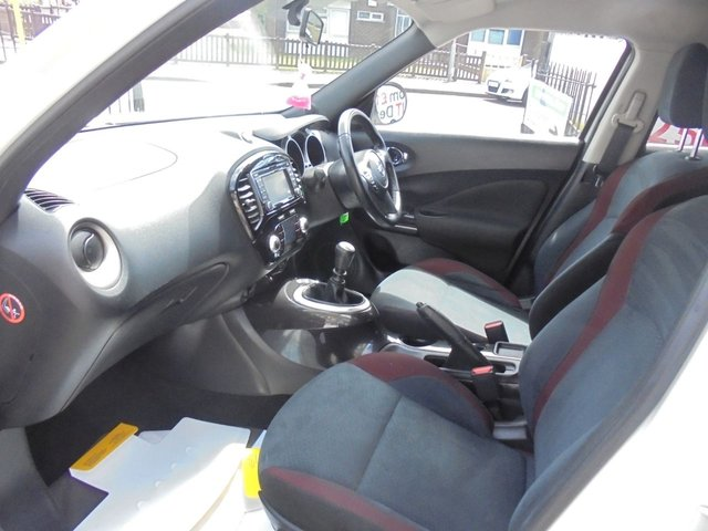 USED 2014 14 NISSAN JUKE 1.5 DCI N-TEC 5d 109 BHP **BOOK YOUR TEST DRIVE NOW *