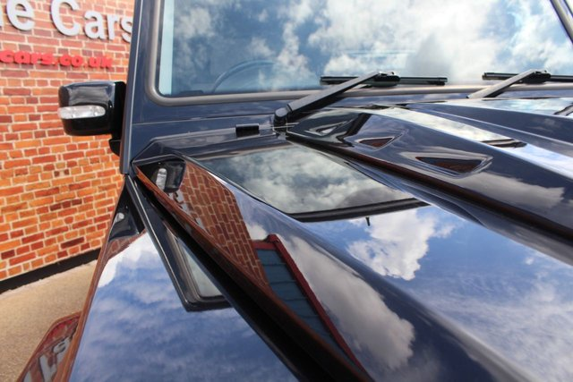 MERCEDES-BENZ G-CLASS at Derby Trade Cars