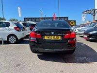 USED 2012 12 BMW 5 SERIES 2.0 520D M SPORT 4d AUTO 181 BHP