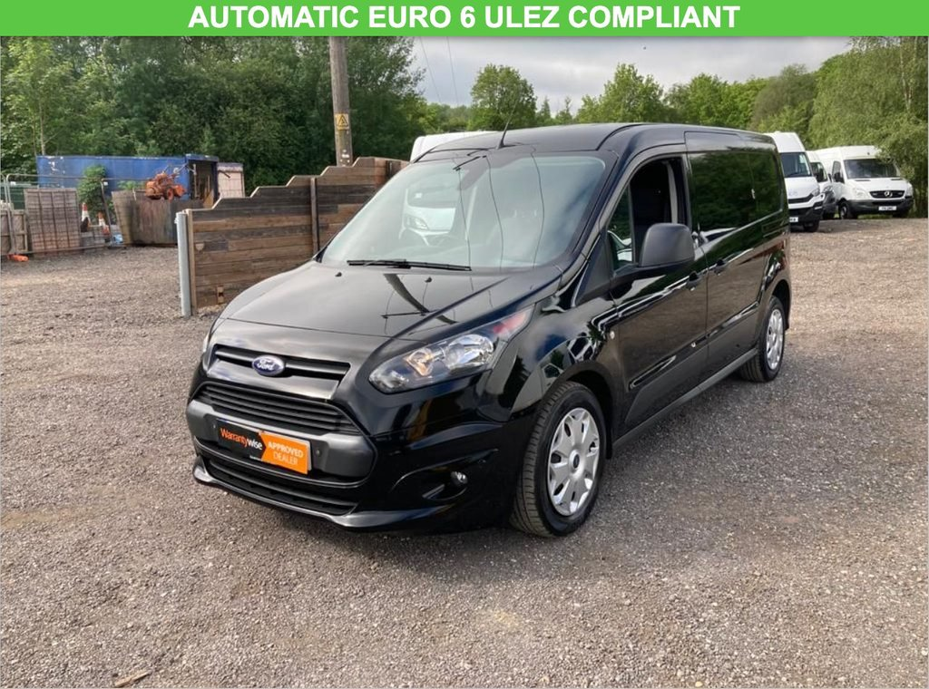USED 2016 16 FORD TRANSIT CONNECT 1.5 240 TREND P/V 119 BHP AUTOMATIC EURO 6 ULEZ COMPLIANT