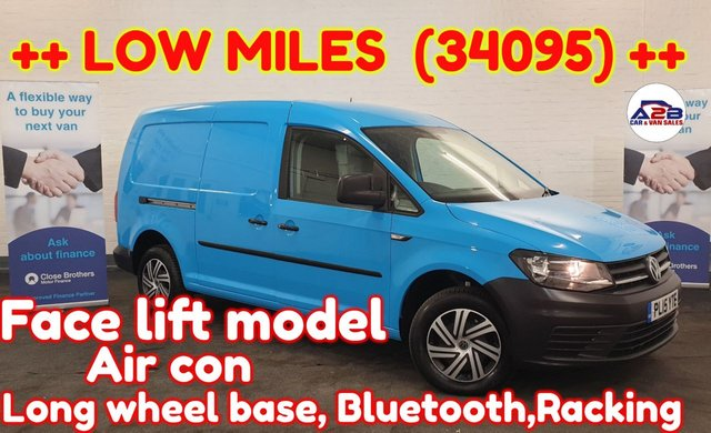 USED 2015 15 VOLKSWAGEN CADDY MAXI 1.6 ++ FACE LIFT MODEL ++ ++ LONG WHEEL BASE ++ ++ LOW MILEAGE ++ Bluetooth, Air con, DAB Radio, Electric windows, Electric Mirrors and much more ... ++LOW MILEAGE++