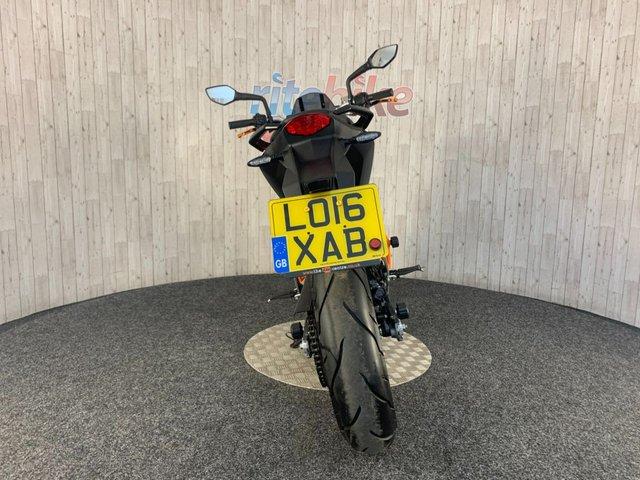 KTM 125 DUKE at Rite Bike