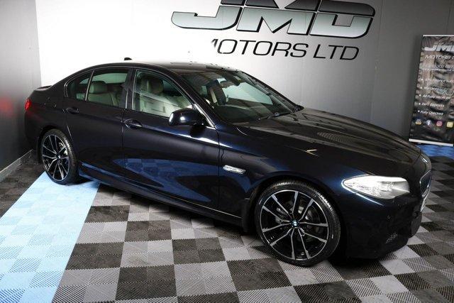 USED 2012 BMW 5 SERIES 2013 BMW 520D M SPORT AUTO 181 BHP (FINANCE AND WARRANTY)