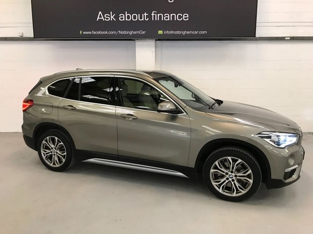 USED 2018 18 BMW X1 2.0 XDRIVE20I XLINE 5d 189 BHP