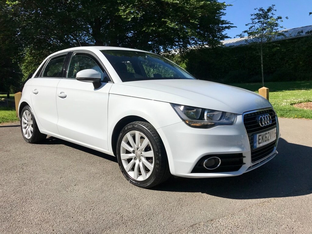 USED 2012 62 AUDI A1 1.4 SPORTBACK TFSI SPORT 5d 122 BHP Ideal 1st Car With Low Insurance Group.