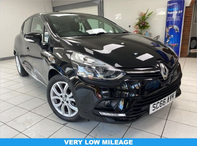 USED 2016 66 RENAULT CLIO 0.9 DYNAMIQUE S NAV TCE 5d 89 BHP