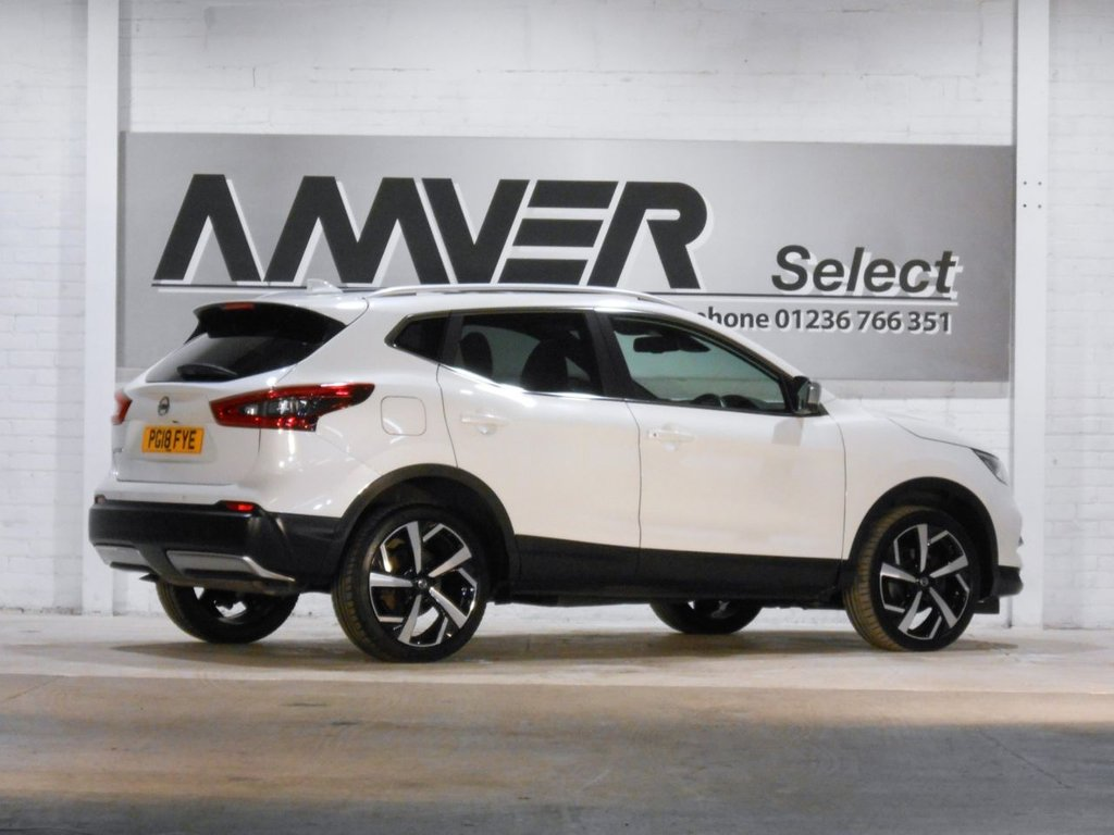 USED 2018 18 NISSAN QASHQAI 1.6 DCI PILOT ONE EDITION 5d 128 BHP