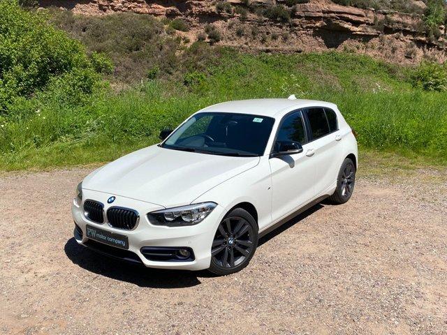 USED 2016 66 BMW 1 SERIES 1.5 116D SPORT 5d 114 BHP LOW MILES