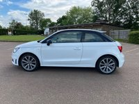 USED 2013 63 AUDI A1 1.6 TDI S LINE STYLE EDITION 3d 103 BHP