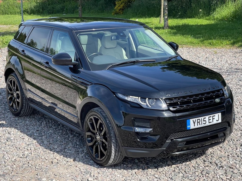 USED 2015 11 LAND ROVER RANGE ROVER EVOQUE 2.2 SD4 DYNAMIC 5d 190 BHP Free Next Day Nationwide Delivery
