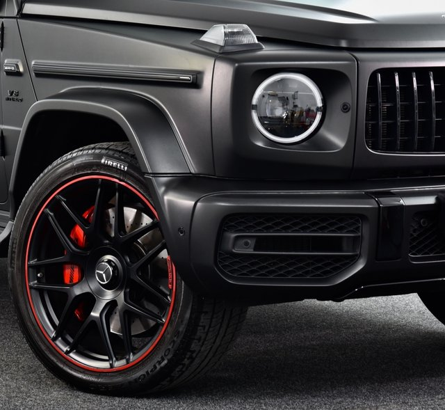 USED 2019 19 MERCEDES-BENZ G-CLASS 4.0 G63 V8 BiTurbo AMG SpdS+9GT 4WD (s/s) 5dr 1 Owner, F/MB/S/H, Stunning +