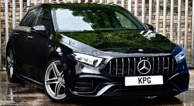 USED 2020 20 MERCEDES-BENZ A-CLASS 2.0 A45 AMG S 8G-DCT 4MATIC+ (s/s) 5dr 1 Owner, Carbon Fibre + More!