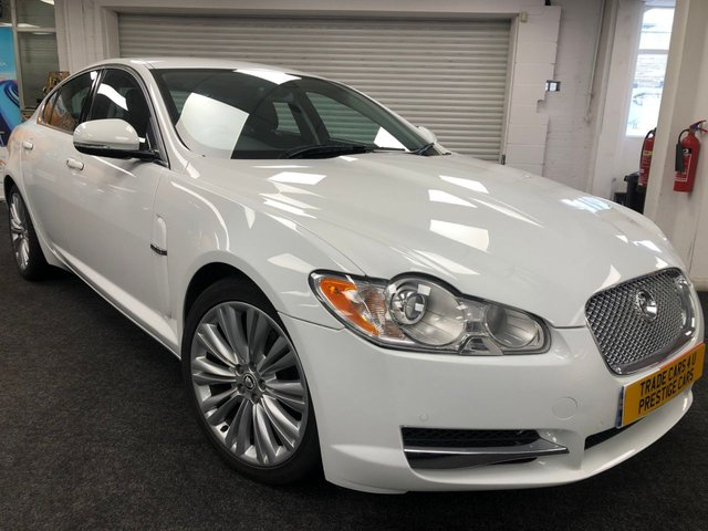 USED 2011 K JAGUAR XF 3.0 V6 PREMIUM LUXURY 4d 240 BHP FREE UK DELIVERY*VIDEO AVAILABLE* FINANCE ARRANGED* PART EX*HPI CLEAR