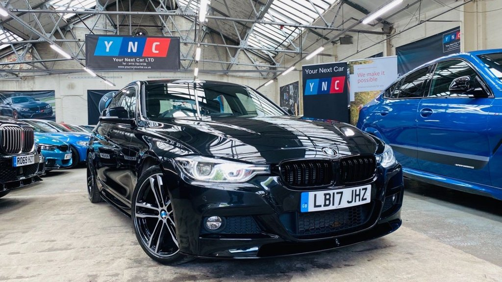 USED 2017 17 BMW 3 SERIES 2.0 330e 7.6kWh M Sport Auto (s/s) 4dr PERFORMANCEKIT+19S+PRONAV+LEDS