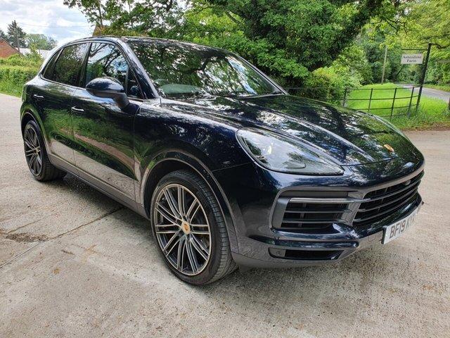 2019 11 PORSCHE CAYENNE 3.0 V6 TIPTRONIC 5d 336 BHP