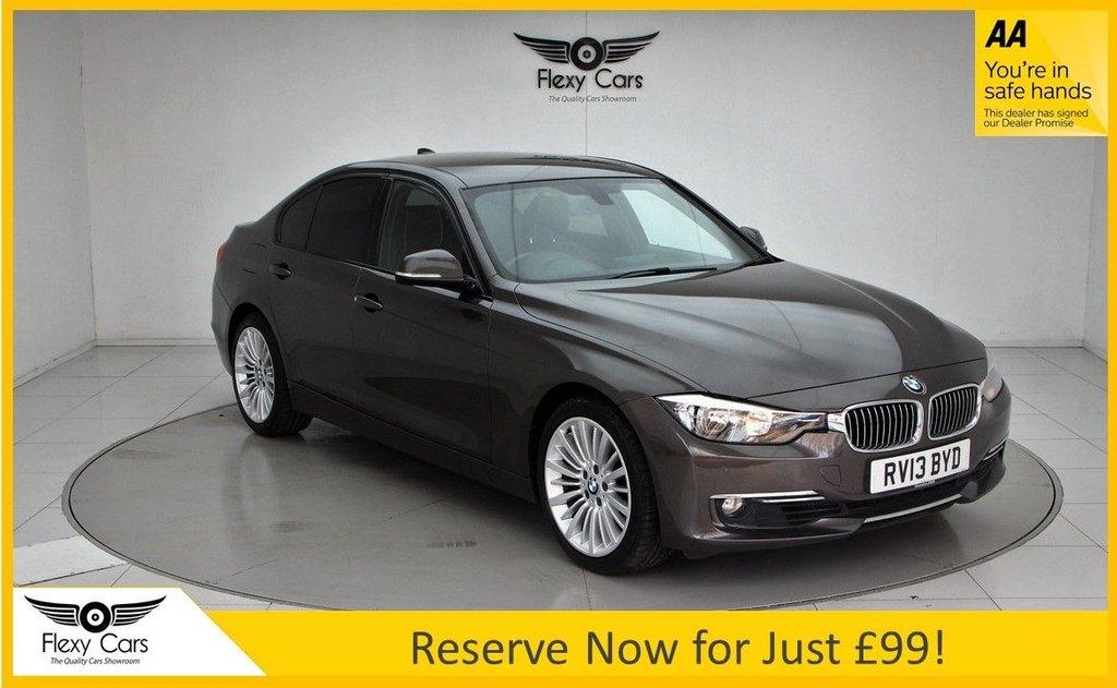 USED 2013 13 BMW 3 SERIES 2.0 328I LUXURY 4d 242 BHP