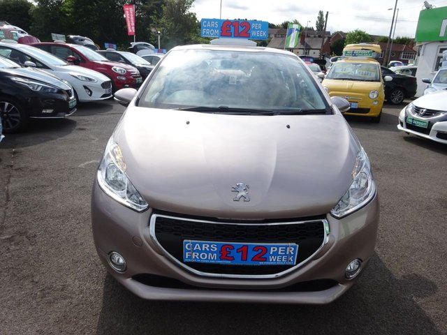 USED 2014 14 PEUGEOT 208 1.2 ACTIVE 5d 82 BHP **JUST ARRIVED **PART EXCHANGE WELCOME**